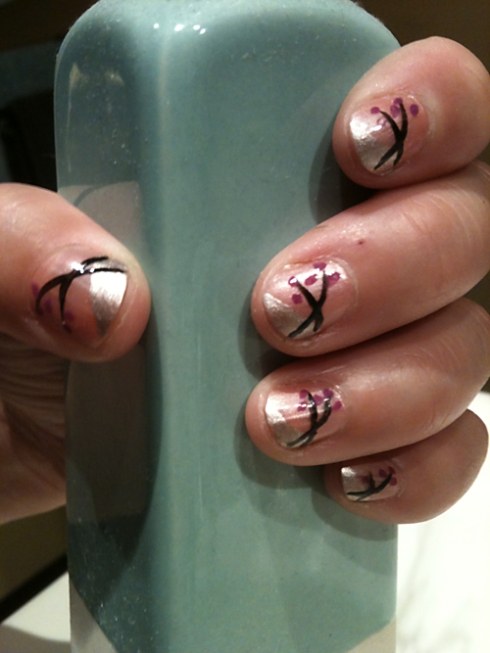 Completely Ridiculous Nail Art Chu Chu