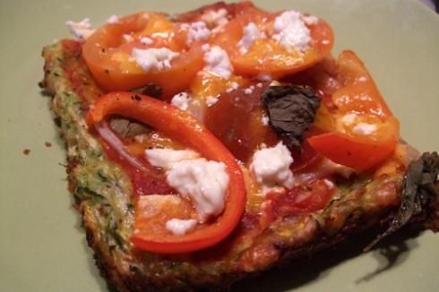 zucchini pizza urbanpocketknife