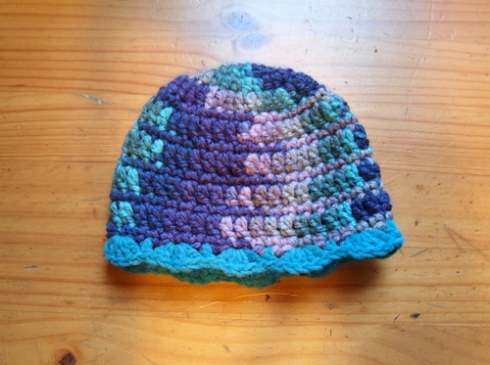 baby crochet hat theurbanpocketknife