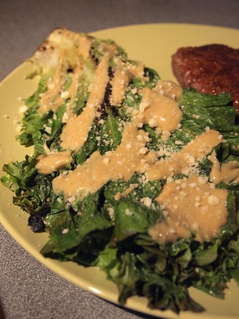 caesar salad urbanpocketknife