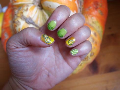 nail art limes urbanpocketknife