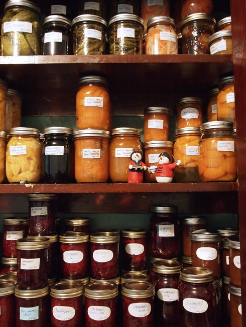pantry of preserves urbanpocketknife