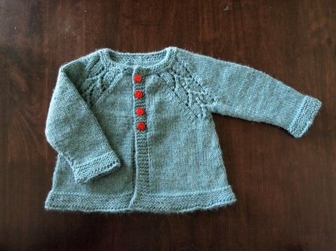 Maile Baby Sweater urbanpocketknife
