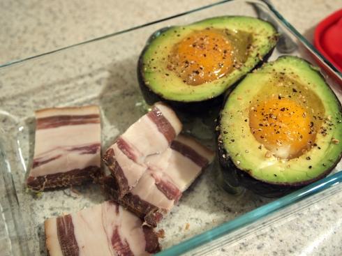 baked avocado urbanpocketknife