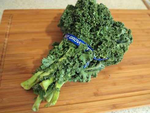 kale chips the urbanpocketknife