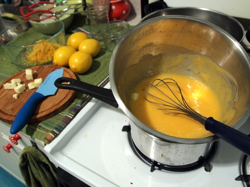 meyer lemon curd theurbanpocketknife