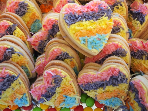 pinata sugar coconut cookies the urbanpocketknife